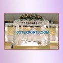 Wedding Fiber Carved Crystal Mandap