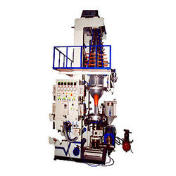 HMHDPE, LDPE and LLDPE Compact Blown Film Plant