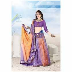 Multi Colour Chiffon Sarees