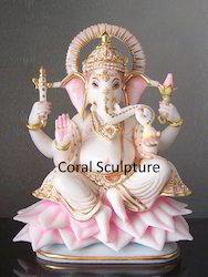 Makrana Marble Ganesha