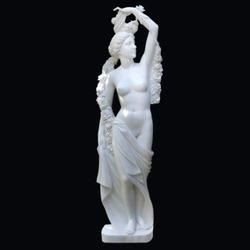 Makarana Marble Statue