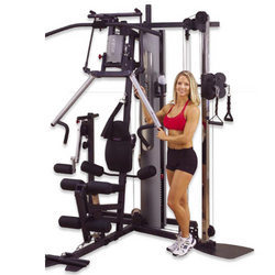 G2B Bi Angular Home Gym