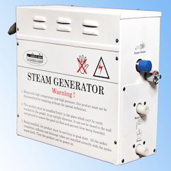 Steam Bath Generator Domestic System