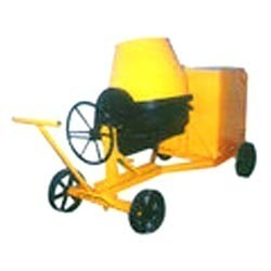 Half Bag Mixer Machines