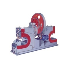 Steel Cutting Machine Double Action