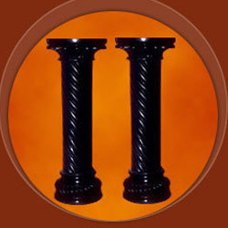 Decorative Marble Columns