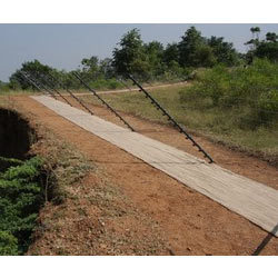 Ground Based High Security Fences