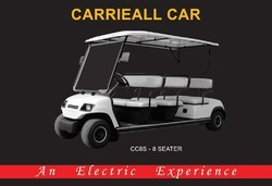Battery Electric Vehicles 8 Seater