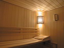 Sauna Bath - Light Shade