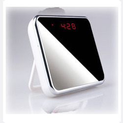 Table Clock Camera