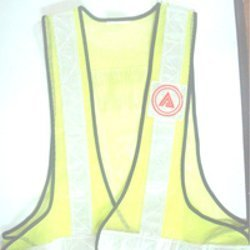 Reflective 3 Side Opening Safety Clothing