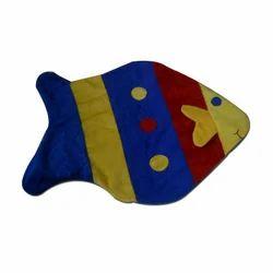 Fish Design Pillow
