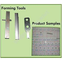 Forming Tools