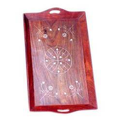 Wooden Carving Tray