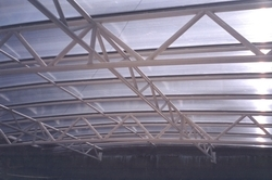 Fixed Shade Structures