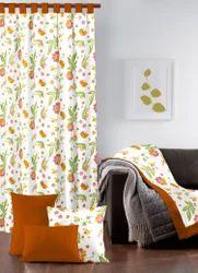 Modern Print Curtain