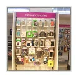 Pegboard Display Stands