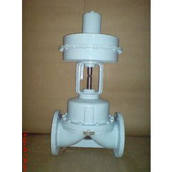 Pneumatic Actuator Operated Diaphragm Valve