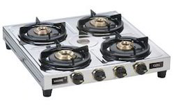 Four Burner Gas Stove Cute