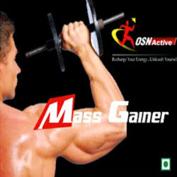 Mass Gainer Supplements