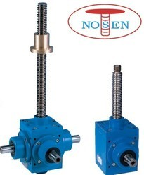 High Speed Bevel Gear Screw Jack