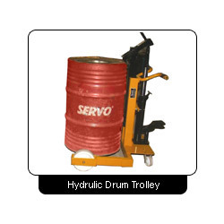 Hydraulic Drum Trolley