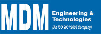 M. D. M. Engineering And Technologies ISO 9001:2008 Company