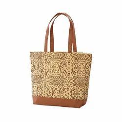Designer Printed Jute Bags