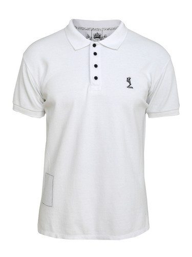 Men's T-Shirts - Men's Collar T-Shirts Exporter from Chennai