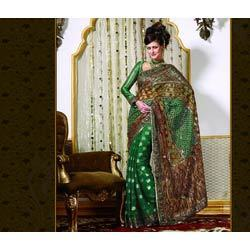 Heavy+Embroidered+Sarees