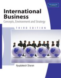 International Business Concept Environment And Strategy