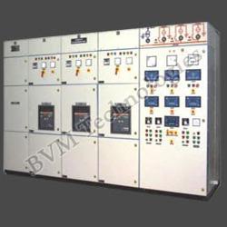 relay based dg synchronizing panel