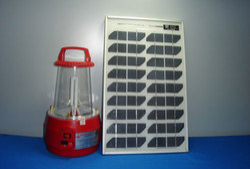 Solar CFL Lantern -10 WP