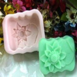 Silicon Rubber Soap Moulds