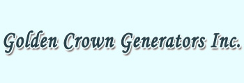 Golden Crown Generators Inc.