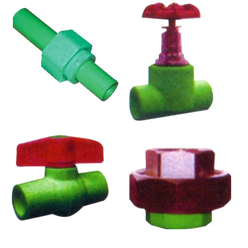 PVC Union Fittings
