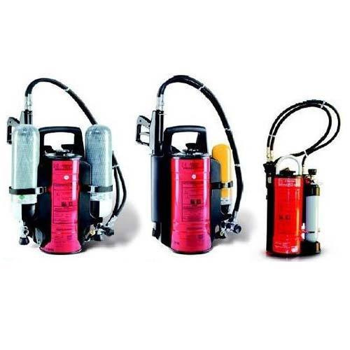 Water Mist Fire Extinguisher System