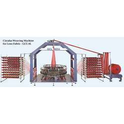 Circular Weaving Machines For Leno Fabrics