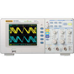100Mhz Digital Storage Oscilloscope-DS1102E