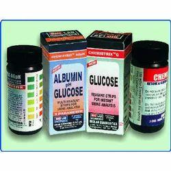 Albumin Glucose