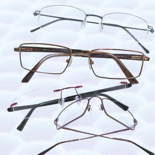 Eyeglass Frames - Titanium Spectacle Frames Exporter from Mumbai
