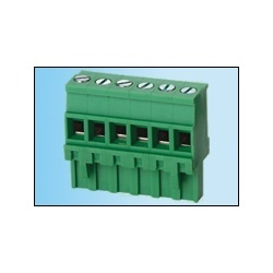 Plug In Terminal Block XY2500F-BV 5.08 MM Female ST