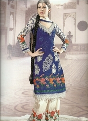 Net Suits Salwar