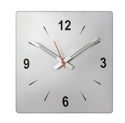 square-wall-clock