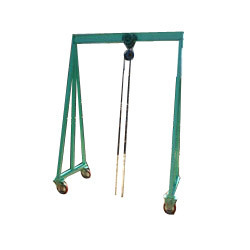 Movable Heavy Duty Hoist