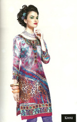 Designer Cotton kurtas
