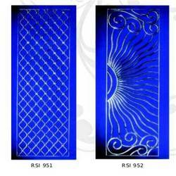 stainless steel door grills