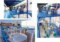 Lubricants Oil Blending Plant