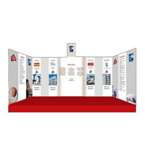Exhibition Stall Icon : Exhibition stalls display design service