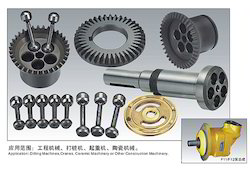 VOLVO Piston Pump parts